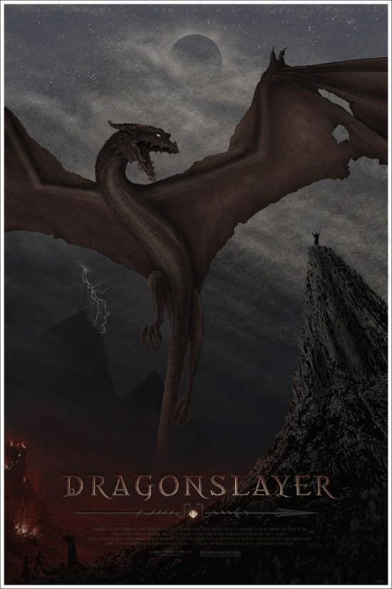 Dragonslayer - JC Richard