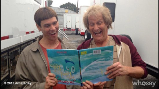 Dumb and Dumber To Carrey