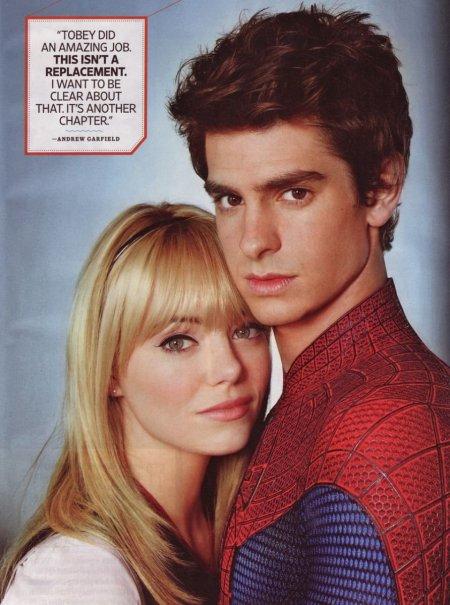 Spider-Man EW Hi 5