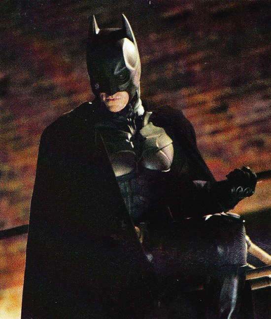 Empire Batman TDKR