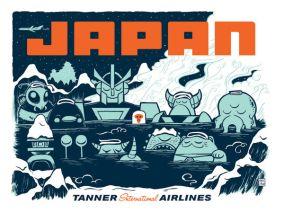 Eric Tan - Japan