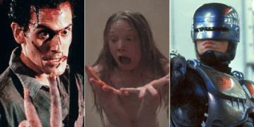 Evil Dead / Carrie / Robocop