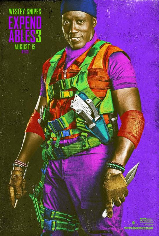 Expendables 3 - Wesley Snipes