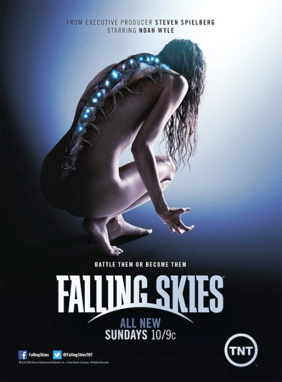Falling Skies Season 3 poster