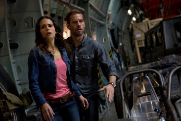 Fast and Furious 6 - Paul Walker and Jordana Brewster
