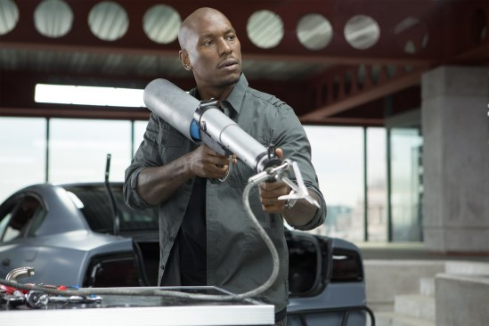 Fast and Furious 6 - Tyrese Gibson