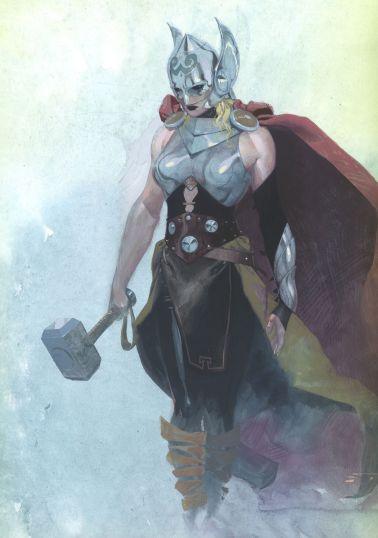 Female Thor 1