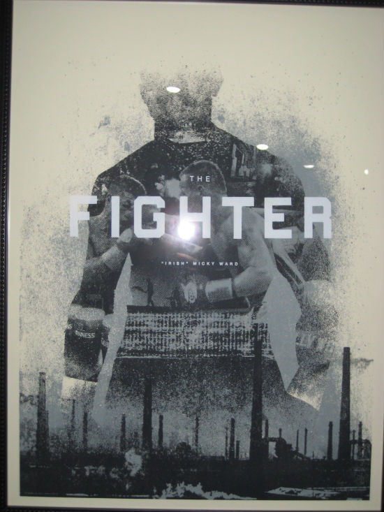The Fighter - Alan Hynes