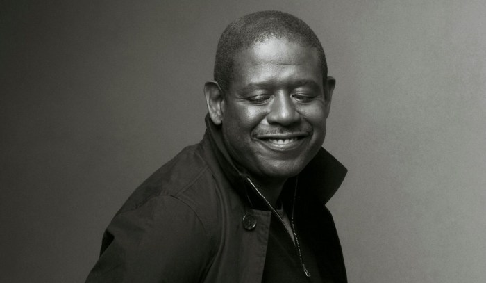 Forest Whitaker for Gap