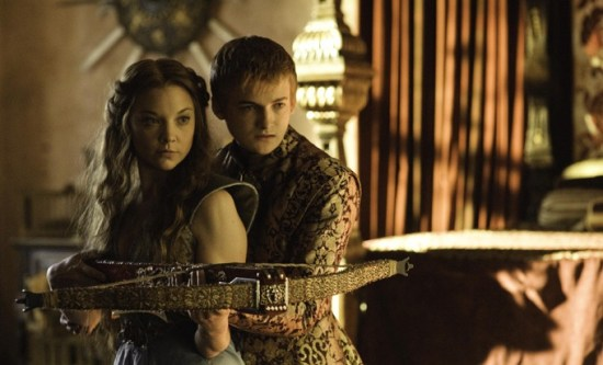 Game of Thrones - Joffrey Baratheon and Margaery Tyrell (header size)