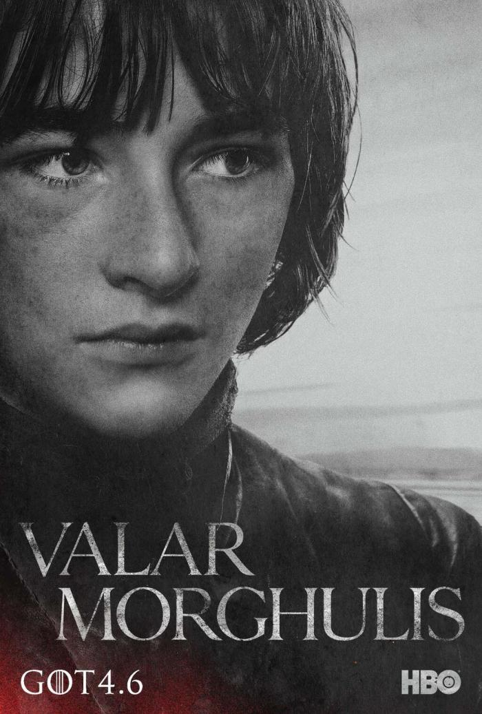 Game of Thrones Season 4 - Isaac Hempstead-Wright as Bran Stark