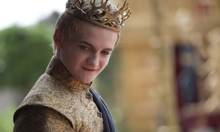 Game of Thrones Season 4 - Joffrey (header)