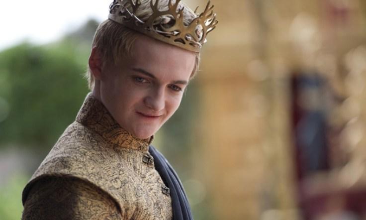 Game of Thrones Season 4 - Joffrey (header)
