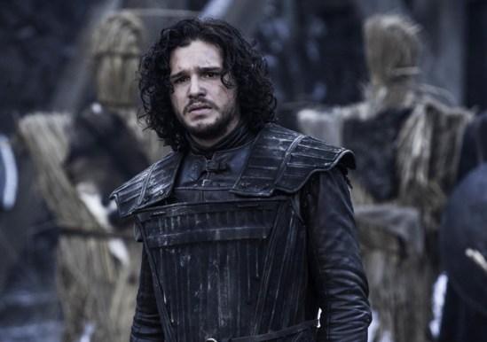 Game of Thrones Season 4 - Jon Snow