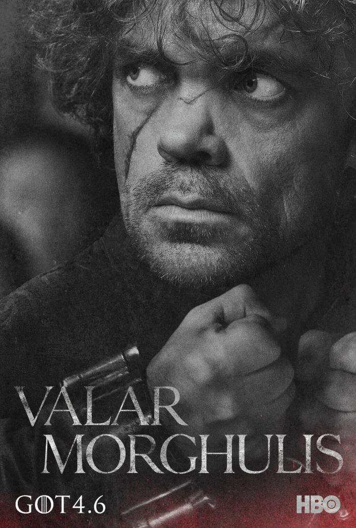 Game of Thrones Season 4 - Peter Dinklage as Tyrion Lannister