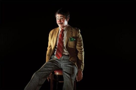 Gary Oldman as the Menacing Dummy