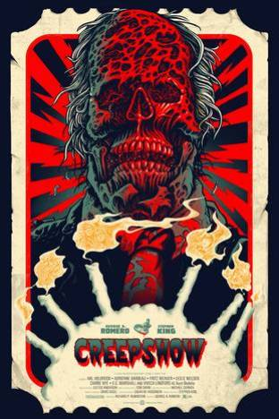 Gary Pullin - Creepshow variant