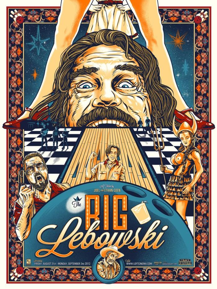 Ghoulish Gary Pullin - Big Lebowski Regular