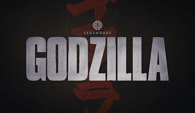 Godzilla logo header