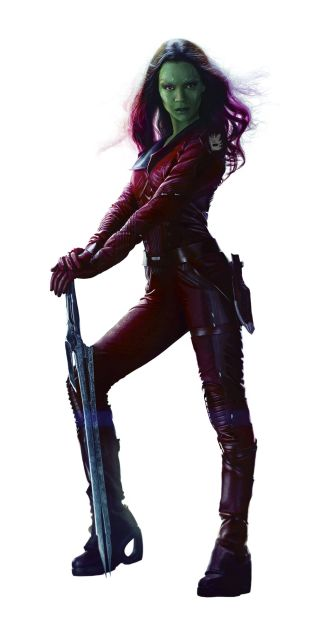 Guardians of the Galaxy photos gamora