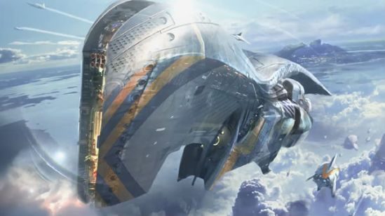 Guardians of the Galaxy Concept 2