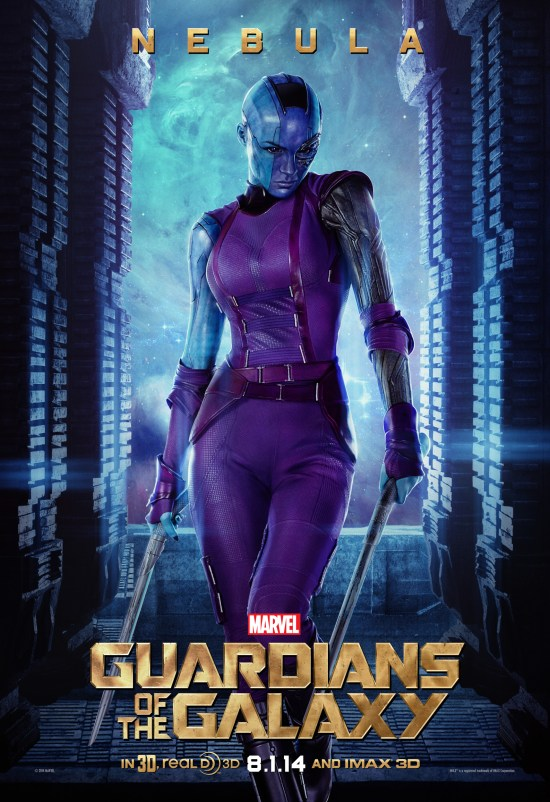 Guardians of the Galaxy - Nebula