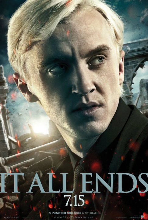 Harry Potter and the Deathly Hallows Part 2 - Draco
