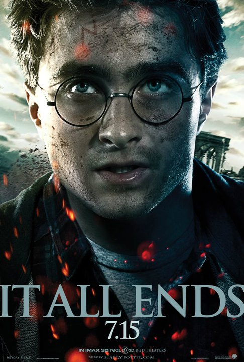 Harry Potter and the Deathly Hallows Part 2 - Harry