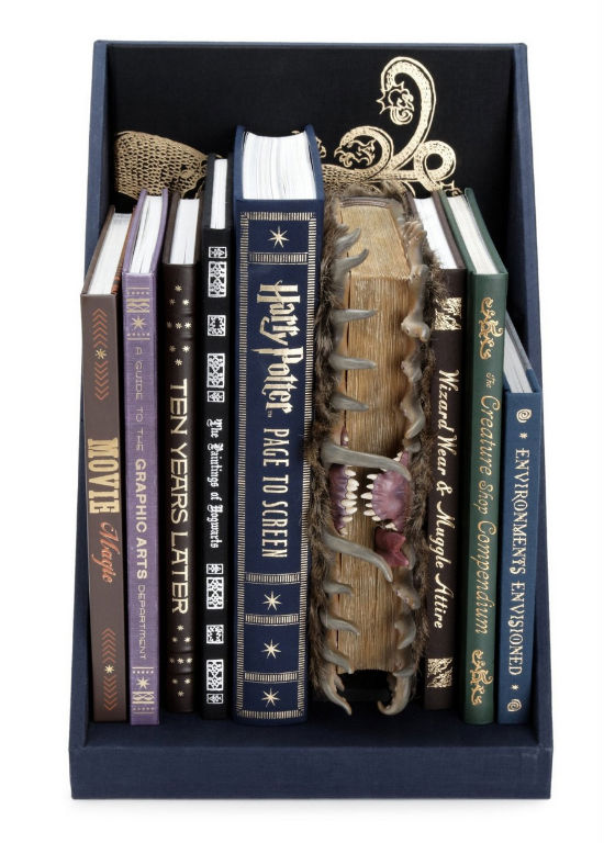 Harry Potter Page to Screen 1