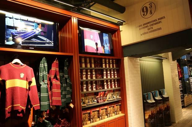 Harry Potter Shop 2
