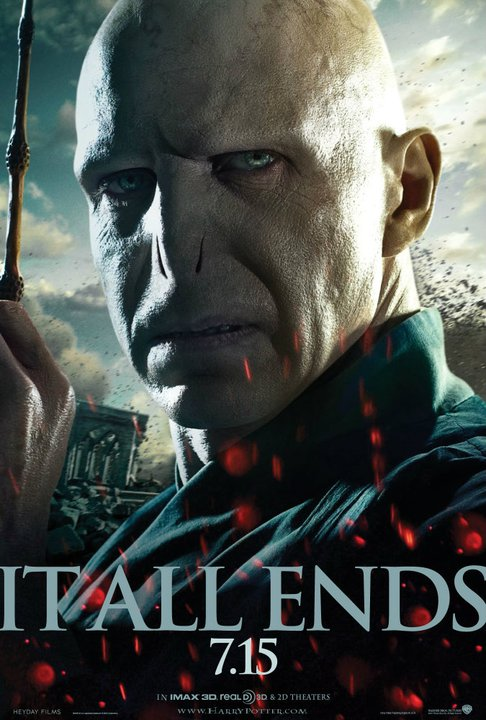 Harry Potter and the Deathly Hallows Part 2 - Voldemort