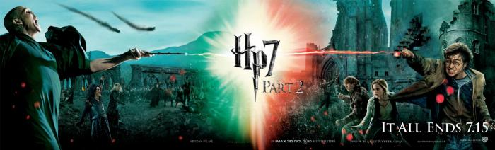 Harry Potter and the Deathly Hallows Part 2 - Poster 3
