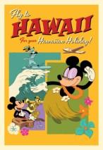 Hawaiian Holiday - Bill Morrison