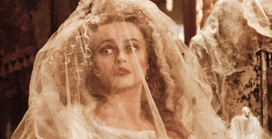 Helena Bonham Carter in Great Expectations - Header Image
