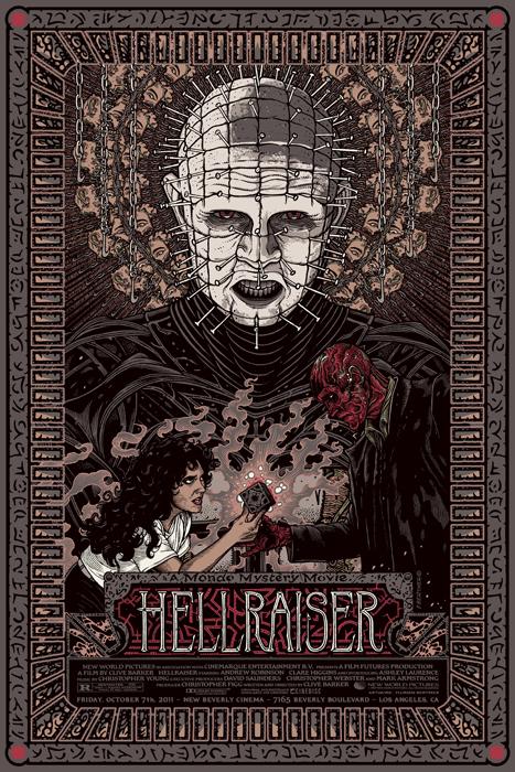 Hellraiser by Florian Bertmer