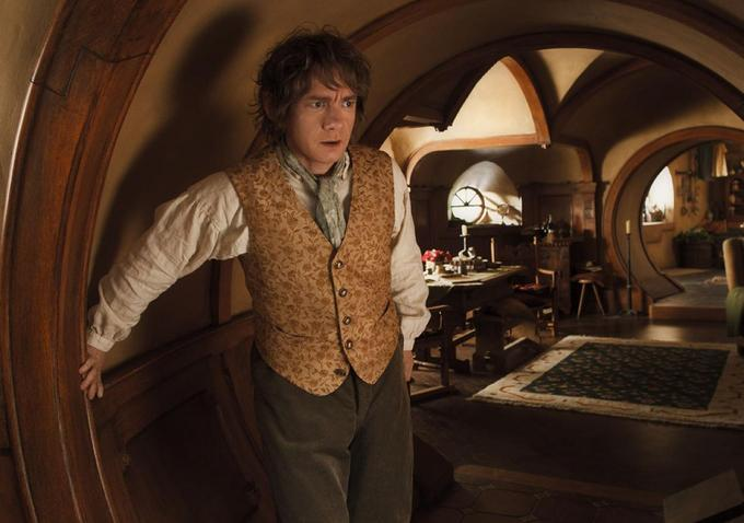 Hobbit Unexpected Journey App 9