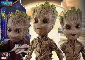 Hot Toys - GOTG2 - Groot Life Size Collectible Figure_PR24