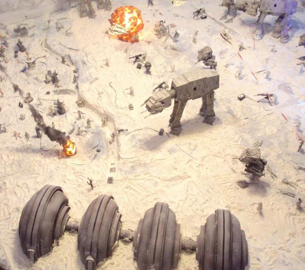 Hoth Diorama 6
