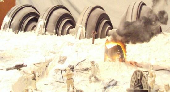 Hoth Diorama 9