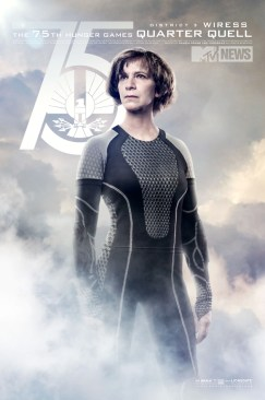 Hunger Games Catching Fire District 3 - Wiress