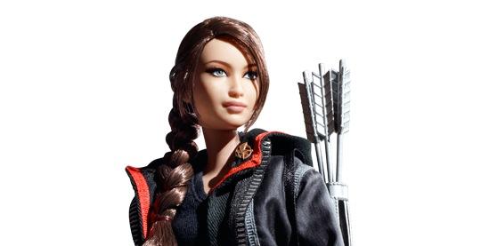 Hunger Games Katniss Barbie