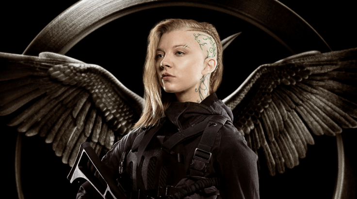 Hunger Games Mockingjay posters header
