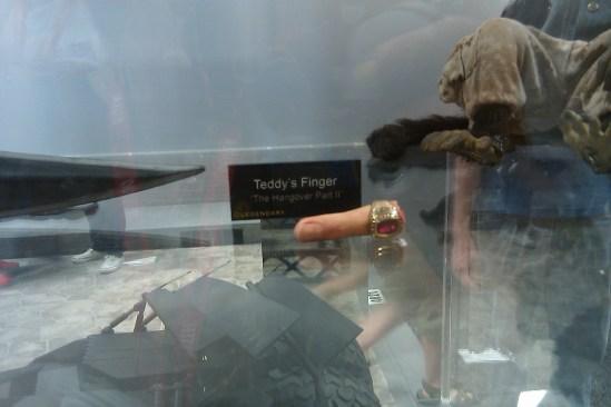 The Hangover Part II - Teddy's Finger