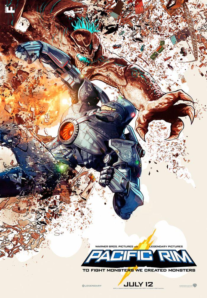 IMAX Pacific Rim Poster