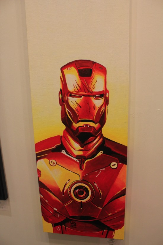 'Avengers Assemble' Art Show