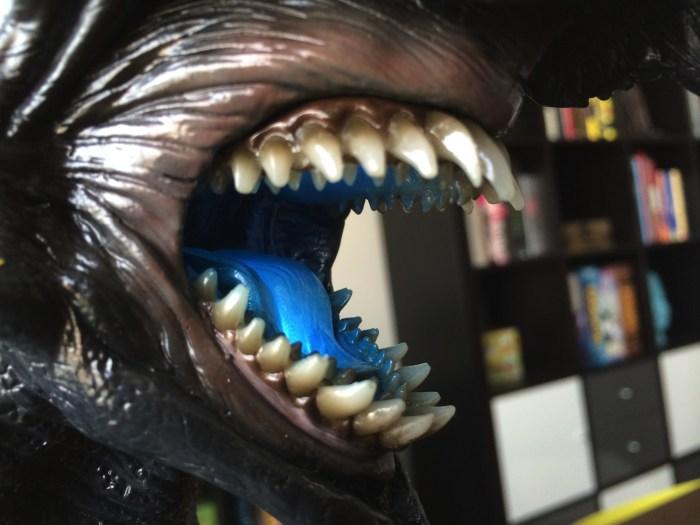 SideshowPacific Rim Knifehead Statue teeth