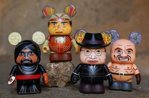 Indiana Jones Vinylmation 4