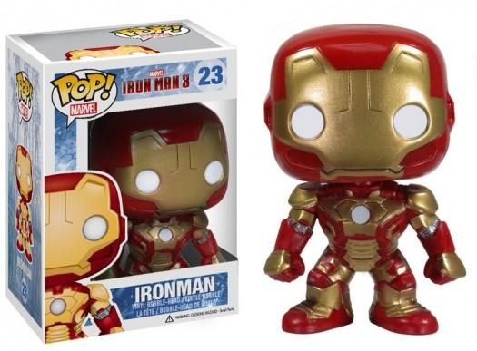 Iron Man 3 Mark 47 Funko