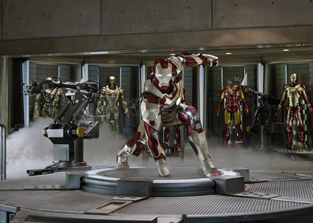 Iron Man 3 Official Armor