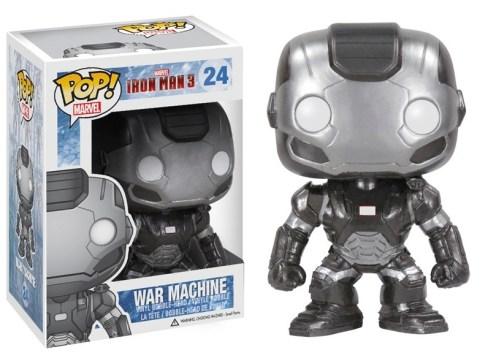 Iron Man 3 War Machine Funko